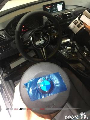成都宝马3系 f35改m3 方向盘2 - 成都汽车改装|保时捷